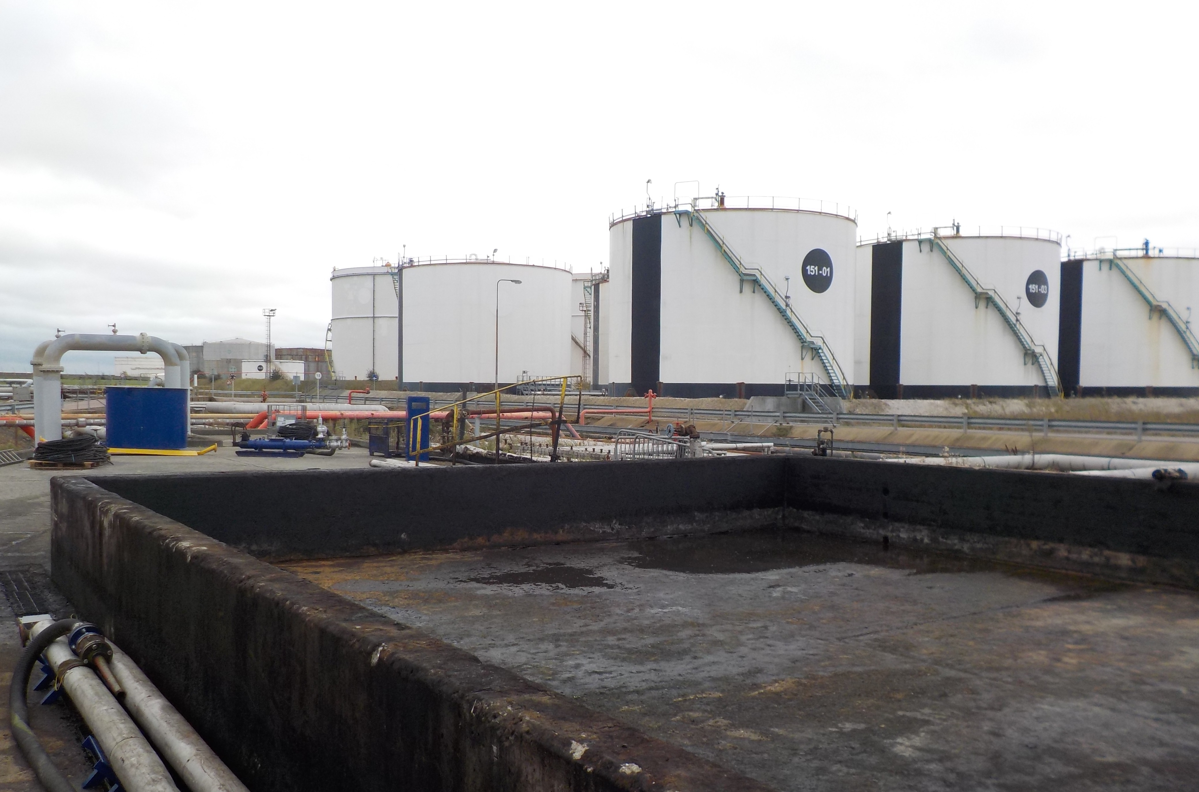 Case Study Oil Storage Tank Cleaning Willacy Oil