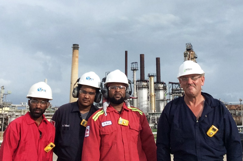 Global Oil Services from Willacy