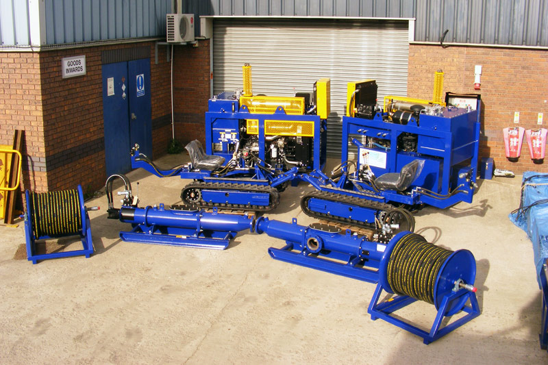 Willacy Oil Reconditioned Equipment Sales