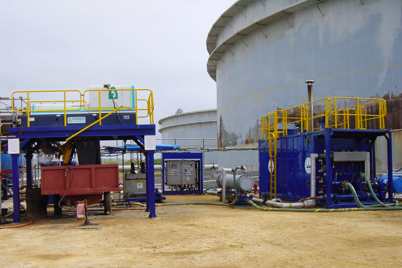 Oil Recovery Systems