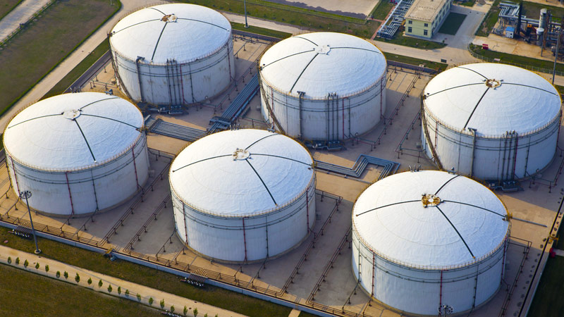 Oil Tank Farm Management from Willacy Oil Services